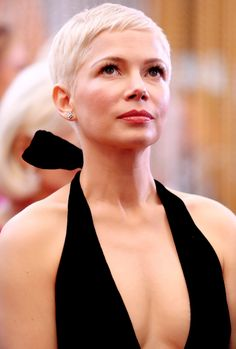 Michelle Williams attends the 89th Annual Academy Awards at Hollywood & Highland Center on February 26, 2017 in Hollywood, California.