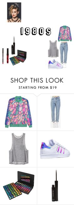 Designer Clothes, Shoes & Bags for Women Photography Outfits, Clothing Photography, Ragged Priest, Adidas Originals, The Originals, Bh Cosmetics, Polyvore, Shopping, Image