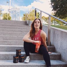 LIT pre workout has now arrived in Canada. Check out what flavours you can get them in and how this pre-workout can take your workout to the next level! Fitness Inspiration, Fitness Motivation, Canada, Events, Workout, Work Out, Fit Motivation, Workout Motivation, Gym Motivation