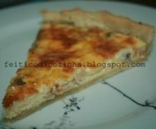 quiche light bimby Quiche, Pizza, Cheese, Breakfast, Food, Tuna, Main Courses, Ideas, Pie