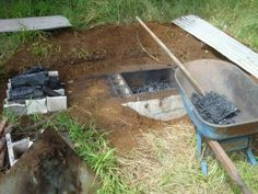 Biochar Retort vs Pit Trials, Ahualoa, Hawaii   BioEnergy