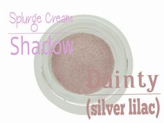Let's talk about one of MY FAVORITE products!!! Splurge Cream shadow Dainty!!!  Splurge Cream Shadows are so versatile!  👀 one and done, one shwipe and you're out the door! 💋 can be used for eye liner (black is magnificent) 🎨 they are a builder! Getting darker and brighter every layer you apply, or use one simple layer! 😲 I've even seen girls use them for lip stick!   Share the group link to find out how to win this!  https://www.facebook.com/groups/183308338834382/