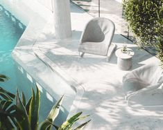 FORME: Posts | LinkedIn Ocean View Apartment, Mim Design, Polished Plaster, Swimming Pool Designs, Swimming Pools, Stone Texture, Beautiful Interiors, Architecture, Outdoor