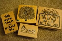 Stamping-How and Why you should stamp! From Sisters Misadventures