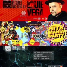 "Discoteche roma eventi: ROOM26 @ Eventi in Programmazione ///////////////////////////////////////////////////////////////////////// >> Thursday 05/01 ""Guest Dj  LOUIE VEGA""  Dalle 23:00 all'1:00 Donna 10 / Uomo 15  Tavoli/Prive': 20/40/60 a person"