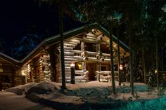 Ein Polartag in Lappland Lappland, Cabin, House Styles, Home Decor, Decoration Home, Room Decor, Cottage, Interior Decorating, Cottages