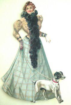 Tuck Bridesmaid With Dog | Flickr - Photo Sharing!