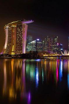 Singapore, skyline