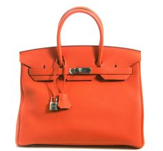 Hermes Rose Dragee Swift Leather 30cm Birkin Bag with Gold ...