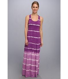 Pink Lotus Pink Lotus  Seam Maxi Dress Twist Back Summer Night Womens Dress for 39.99 at Im in!