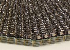 A Thousand tiny buzzer robots self-assemble Into complex shapes - IEEE Spectrum