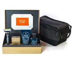 Dollar Shave Club men's grooming service - click ahead for more subscription box gift ideas