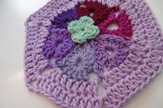 Yarn Art with Susan Pinner: CROCHET: The Carousel, a requested pattern.