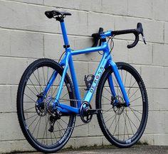 The Sfida Gravel bike - because DeRosa is more than just a road bike company. #derosabikes #gravelbike #baaw #cycling