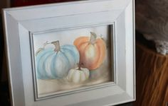Pumpkin Watercolor Printable Mabey She Made It , Fall Printables via House of Hargrove