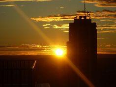 Nascer do sol - Londrina-PR