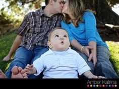 family photography with 6 month old - Google Search