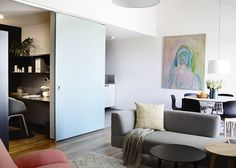Neometro | Smith Street Fitzroy Apartments | © Derek Swalwell | Est Magazine