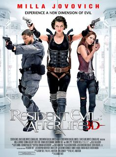 惡靈古堡IV:陰陽界 Resident Evil: Afterlife