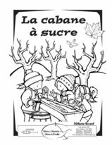 La cabane à sucre Core French, French Class, French Lessons, Winter Activities, Activities For Kids, Quebec Winter Carnival, Sugar Bush, Learning Stations, French Immersion