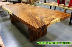 acacia wood slab coffee table - A coffee table are capable of doing a lot to set the design and styl. Wood Slab Table, Reclaimed Wood Coffee Table, Solid Wood Table, Wooden Dining Tables, Acacia Wood Furniture, Natural Wood Table, Live Edge Table, Conference Table, Coffee Tables