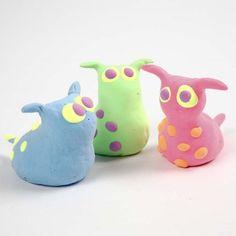 13171 Fantasie dieren van Silk Clay