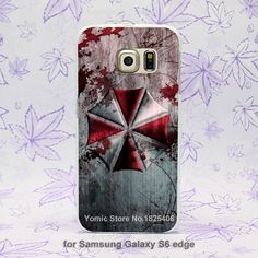 Resident Evil Umbrella Corporatio Hard Case Cover for Samsung