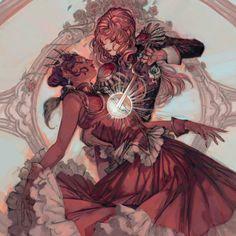 "jothelion: ""revolutionize the world "" Art Manga, Anime Art, Art Sketches, Art Drawings, Character Art, Character Design, Revolutionary Girl Utena, Cartoon Art Styles, Aesthetic Art"