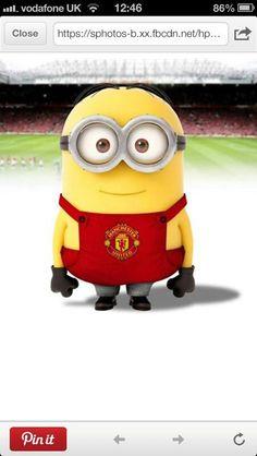 Man Utd Minion