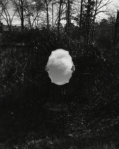 #vsco #vscocam #blackandwhite #mirror #creepy #ghost #supernatural #👻