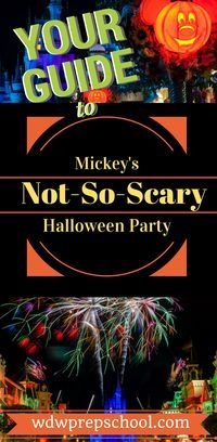 Mickey's Not So Scary Halloween Party | What to expect | Cost | Suggested touring plans + More | Walt Disney World | #mnsshp #disneyparks #magickingdom