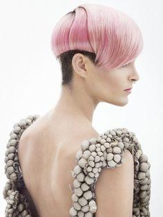www.estetica.it |  Credits Hair: Virginia Martinez Photo: David Arnal