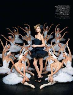 Dance in Vogue: los mejores reportajes dedicados al ballet