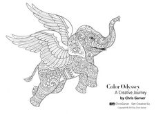 Coloring pages of elephants coloring elephant colouring in pictures coloring pages elephants flying elephant colouring in . coloring pages of elephants Elephant Coloring Page, Bird Coloring Pages, Cartoon Coloring Pages, Coloring Pages For Kids, Coloring Books, Chris Garver, Flying Elephant, Elephant Art, Faber Castell