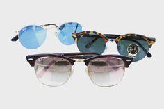 New RayBan colors and models at @opticalh.  Nuevos colores y modelos de RayBan en nuestro centro. Ven a verlos! #rayban #clubround #clubmaster #roundmetal #sunglasses #look #moda #verano #gafasdesol #mirrored #igers  #colorful #eyewear #summer #fashion #2016 #outfits