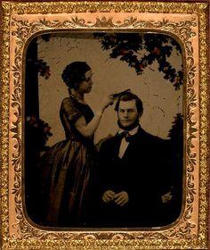 Vintage Couple by Art & Vintage, via Flickr