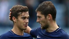 Tottenham: Ben Davies and Harry Winks sign new five-year contracts with Spurs BBC Football Ben Davies, Bbc Football, Tottenham Hotspur Fc, British Men, One Team, Champions League, Football Players, Premier League, Chill