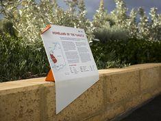 Geraldton Esplanade Interpretation design by Creative Spaces | Photography by Karl Monaghan