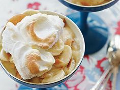 Real Banana Pudding | It's a simple, from-scratch dessert that often leaves me speechless: homemade vanilla pudding layered with vanilla wafer cookies and banana slices and topped with a cloud of meringue. Some like it warm. Others prefer it like I do: nice and cold. The hardest part is waiting for it to fully chill.