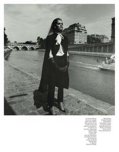 belle de jour: denisa dvorakova by elina kechicheva for marie claire spain december 2012 | visual optimism; fashion editorials, shows, campaigns & more!