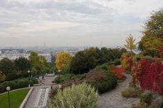 Parc de Belleville | Paris