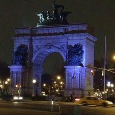 Grand Army Plaza in Park Slope #Brooklyn #parkslope #nyc #photography (via @Marlene Goodwin Dubon )