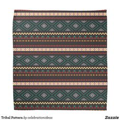 Sold this #tribal #bohochic #bandana to AZ.  Thanks for you who purchased this. Check more at www.zazzle.com/celebrationideas/tribal