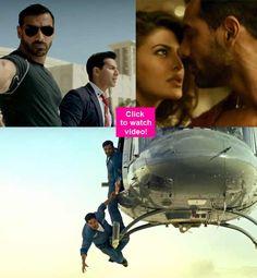 Dishoom trailer: Varun Dhawan and John Abrahams action adventure movie has BLOCKBUSTER written all over it!