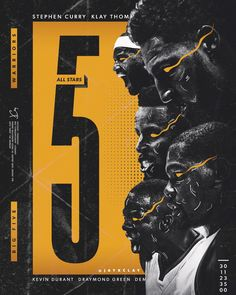 "Jay Clay on Twitter: """"Warriors Big 5"" live tomorrow night at 10:30 EST👀… """