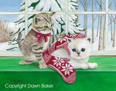 Newfoundland Art - Dawn Baker Gallery