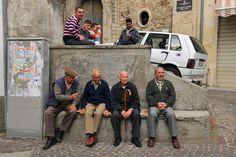 Reminescence among friends... Mammola, Reggio Calabria