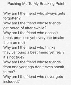 Yes, I wrote this. Why? Because I'm tired of fake friends. Last year, I became friends with so many wonderful Directioners. And here, one year later, we never ever talk.