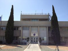 "If you watched ""I Dream Of Jeannie"" you'll recognize this building #nasasocial"