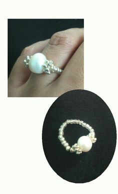 Freshwater pearls and beads